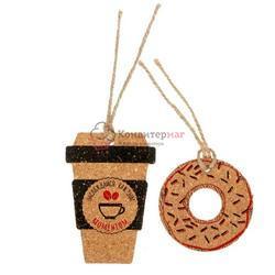 Набор декоративных шильдиков Вкусные радости 2 шт. 1778426 1