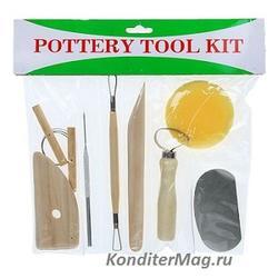 Набор кондитерских инструментов 8 шт. Boyi 2