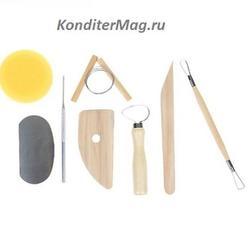 Набор кондитерских инструментов 8 шт. Boyi 1