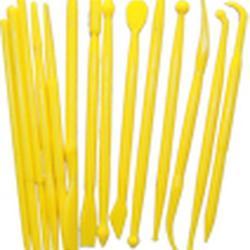 Набор кондитерских инструментов 14 шт. пластик 1