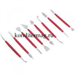 Набор кондитерских инструментов 8 шт. пластик 1
