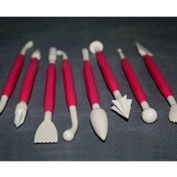Набор палочек для работы с марципаном и мастикой 8 шт. 1