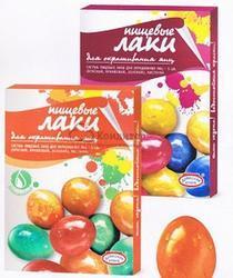 Набор для яиц Пищевые лаки 1