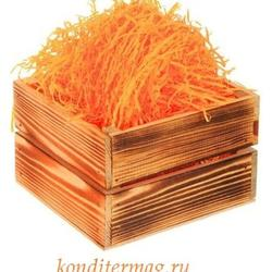 Наполнитель для пряников оранж неон 50 г. бумага 1