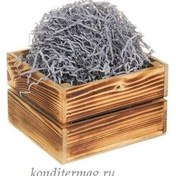 Наполнитель для пряников серый 50 г. бумага 1