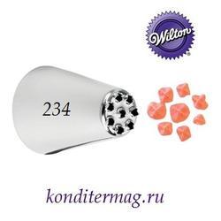 Насадка кондитерская №234 Вилтон 1