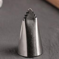 Насадка кондитерская Лепесток d-23 мм. 1