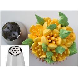 Насадка Тюльпан 5 лепестков обьемный 4 см. 2