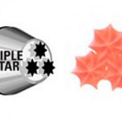 Насадка Wilton №2010 Тройная звезда, 1