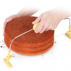 Нож-струна для разрезания бисквитов 30х9 см. 1