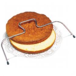 Нож-струна для разрезания бисквитов и тортов Zenker 32 см, 1