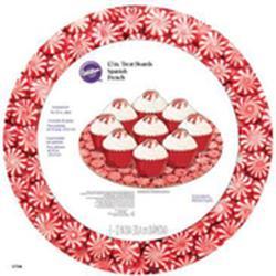 Основа для торта: Леденцы 30 см. картон 1