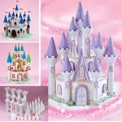 Основа для торта Романтический замок Wilton, 1