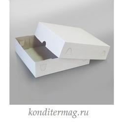 Упаковка для сладостей 24х22х6 см. Белла 1