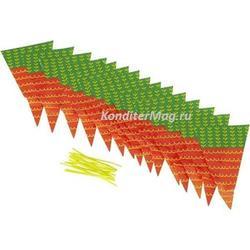 Пакет для сладостей/подарков Морковка 15 шт. Вилтон 2