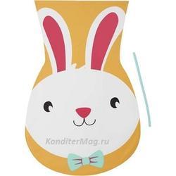 Пакет для сладостей Пасхальный кролик + завязки 30 предм. 1