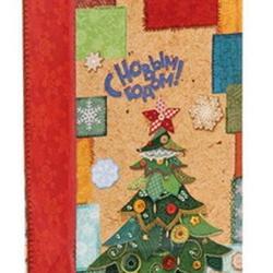 Пакет подарочный без ручек Петушок 10х19 см. бумага 1