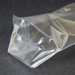 Пакет прозрачный 23х5,5х6 см. квадр. дно 50 шт. 2