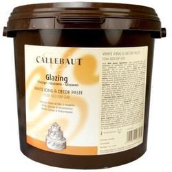Мастика сахарная Glazing Callebau Бельгия ведро 7 кг. 1