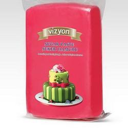 Мастика сахарная Полен 1 кг. фуксия 852 1