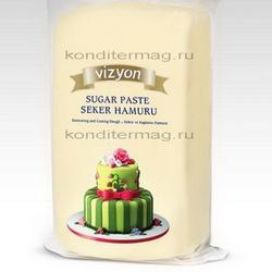 Мастика сахарная Polen Vizyon слоновая кость 500 г. 1