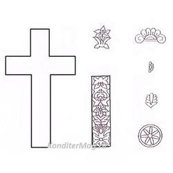 Пэчворк Крестильный набор 3