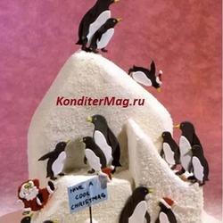 Плунжеры Пингвины набор 3 шт. 4