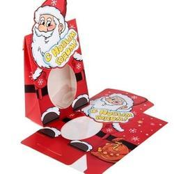 Подарочная упаковка Дед Мороз, 15х22 см, 1