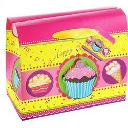Упаковка для сладостей Сундучок 30х25х13 см. 1