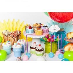 Поворотный столик для торта 22,5х13,5 см. с наклоном 4