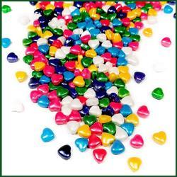 Посыпка сахарная Цветные сердца 50 г. 1