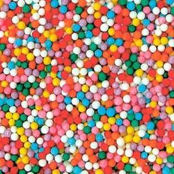 Посыпка сахарная Шарики микс №1 яркие 1 кг. 1