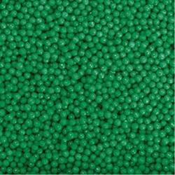 Посыпка сахарная Шарики зеленые 100 г. 1