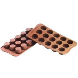 Форма для конфет Изи-шок Пралине Silikomart 1