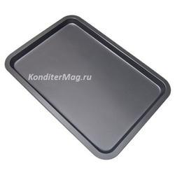 Противень для выпечки 38х27х1,6 см. угл/ст. Vetta 1