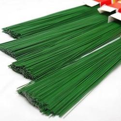 Проволока Герберная зеленая 40х0,6 см. 20 шт. 1