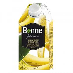 Пюре Банан 100% 0,5 л. Bonne 1
