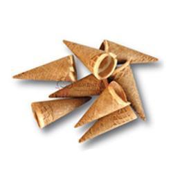 Вафельный рожок для мороженого 26х65 мм. 20 шт. 1