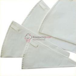 Мешок кондитерский 46 см. с пропиткой ткань 1
