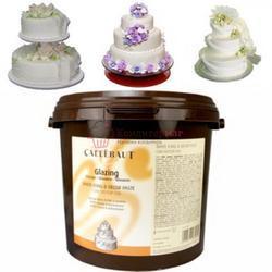 Мастика сахарная Glazing Callebaut 500 г. п2671 1