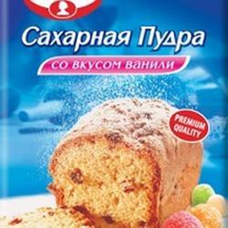 Сахарная пудра со вкусом ванили Dr.Oetker 80 г. 1