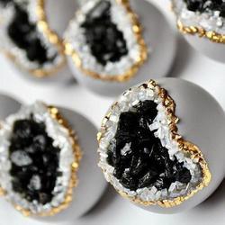 Сахарные кристаллы Чёрные 45 г. 2