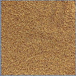 Шарики сахарные Золото 1,5 мм. 50 г. CLEMCO 1