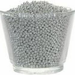 Шарики сахарные серебро 4 мм. 50 г. Ambrosio 2