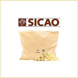 Шоколад белый Sicao 28% 2,5 кг. Раша Barry 1