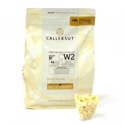 Шоколад белый 25,9% 250 г. Callebaut 1