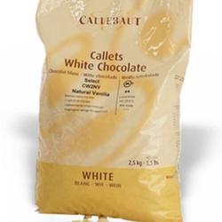 Шоколад белый Sicao 28%  250 г. Раша Barry Callebaut 3