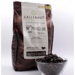 Шоколад горький 70,4% 200 г. с нат. ванилью Callebaut 1