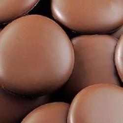 Шоколад молочный 37,8% 2,5 кг. Vizyon 1