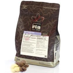 Шоколад молочный 32% какао в галетах Irca 250 г. 2